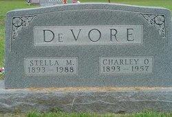 """Charles Ovia """"Charley"""" DeVore"""