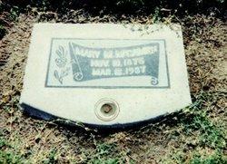 Mary Maria <I>Williamson</I> McCamish