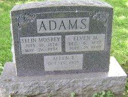 Elven Marion Adams