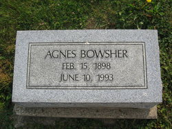 Agnes Bowsher
