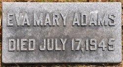 Eva Mary Adams