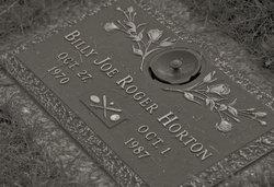 Billy Joe Roger Horton