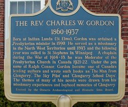 Gordon Church Cemetery
