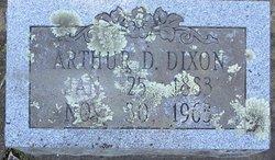 Arthur Douglas Dixon