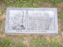 Joyce Ann <I>Henry</I> Blankenship