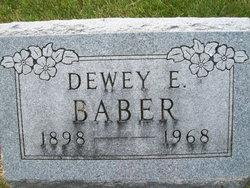 Dewey Edmon Baber