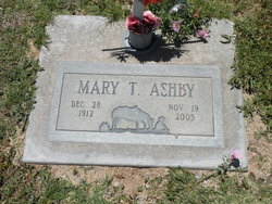 Mary Christine <I>Teague</I> Ashby