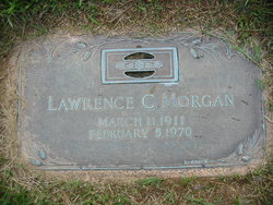 Lawrence C Morgan