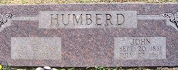 Ida Merry Ellen <I>Scott</I> Humberd