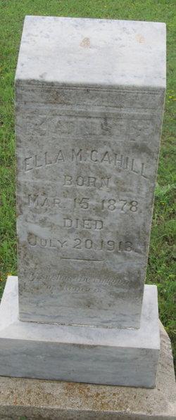 Ella M. Cahill