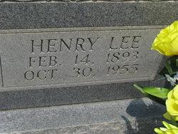 Henry Lee Addison
