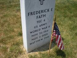 Frederick E. Fath