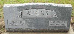 Hazel Ruth <I>Flinn</I> Atkins
