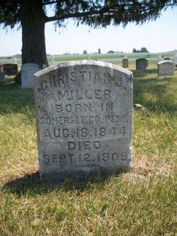 Christian J. Miller