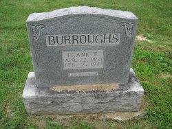 Frank T Burroughs