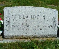 """John Andrew """"Johnny, Beaudy"""" Beaudoin"""