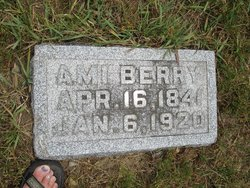 Ami Berry (1841-1920) - Find A Grave Memorial