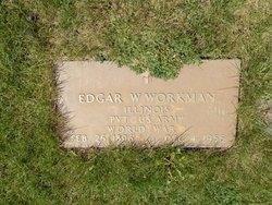 Edgar W Workman