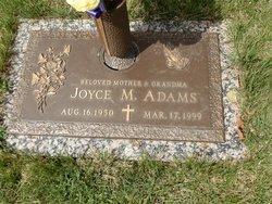 Joyce M Adams