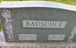 Mahlon Alvin Bauscher