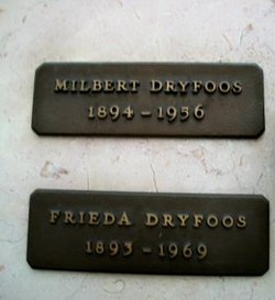 Frieda Dryfoos