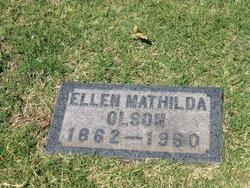 Ellen Mathilda <I>Rosen</I> Olson