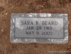 Sara R. Beard