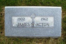 James W Acton
