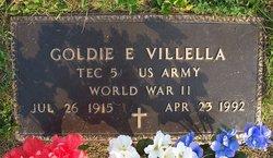 Goldie E. <I>Barr</I> Villella