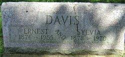 Sylvia Frances <I>Jones</I> Davis