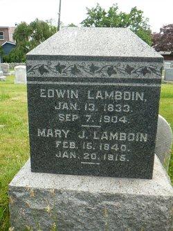 Edwin Lambdin