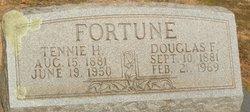 "Tennessee ""Tennie"" <I>Henderson</I> Fortune"
