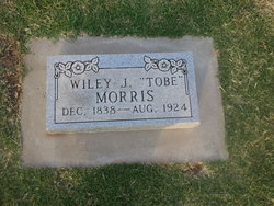 "Wiley J. ""Tobe"" Morris"