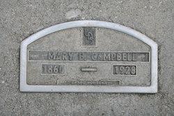 Mary Elizabeth <I>Denning</I> Campbell