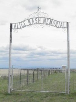 Alice Nash Memorial Cemetery