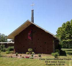 Christ United Methodist Church Cemetery