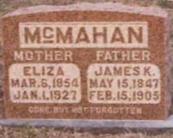 james k polk mcmahan 1847 1905 find a grave memorial