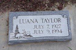 Luana <I>Taylor</I> Archibald