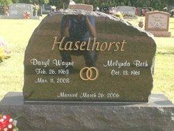 Daryl Wayne Haselhorst
