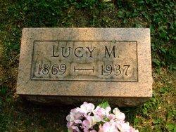Lucy May <I>Wilcox</I> Burkey