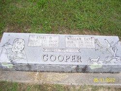 Ethel Delores <I>Phillips</I> Cooper