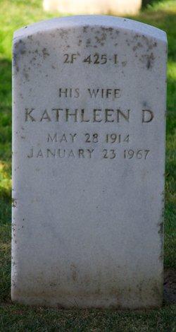 Kathleen D Donovan