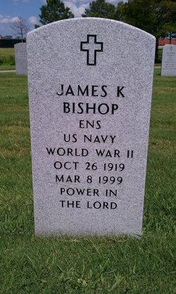James K Bishop