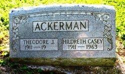 Hildreth Casey Ackerman