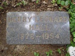 Henry Leonard Hall