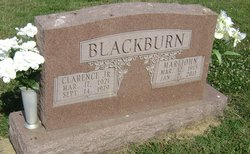 "Marijohn ""Johnnie"" <I>Cleveland</I> Blackburn"