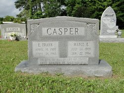 Edward Frank Casper