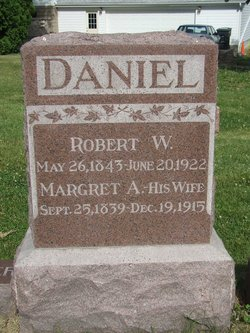 Margaret Ann <I>Hemphill</I> Daniel