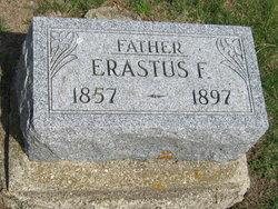 """Erastus Fillmore """"Ras"""" Aldred"""