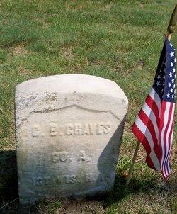 Pvt Charles E Graves